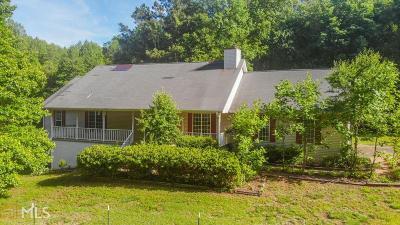 Cumming Single Family Home For Sale: 7612 Nicholson Rd