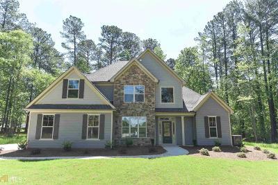Senoia Single Family Home For Sale: Elders Mill Rd #Lot C