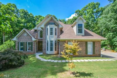 Conyers Single Family Home For Sale: 2001 Eagle Ridge Dr