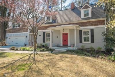 College Park Single Family Home For Sale: 2050 Lyle Ave