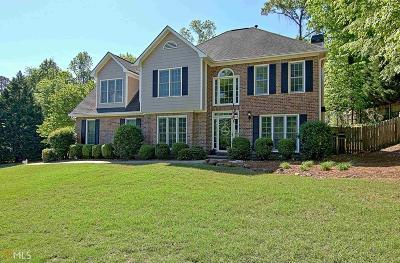 Peachtree City GA Single Family Home Under Contract: $405,000