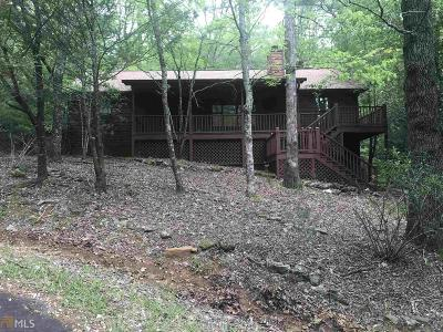 White County Single Family Home New: 166 Quail