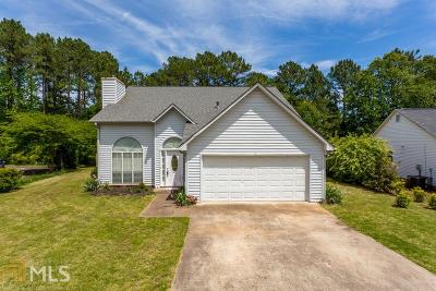 Fayetteville Single Family Home Under Contract: 12242 Cypress Way
