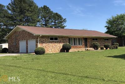 Elberton GA Single Family Home For Sale: $175,000