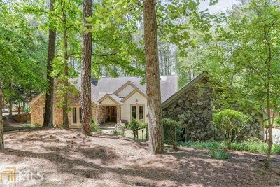 Sandy Springs Single Family Home Under Contract: 9365 Huntcliff Trce