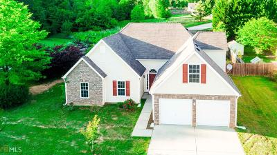 Griffin Single Family Home New: 315 Vineyard Ridge