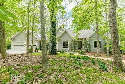 Cumming Single Family Home For Sale: 5095 Ascot Dr