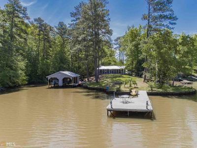 Milledgeville, Sparta, Eatonton Single Family Home New: 178 Cedar Lane