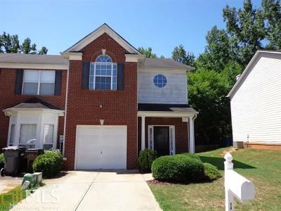 Henry County Condo/Townhouse Under Contract: 156 Madeline Ct