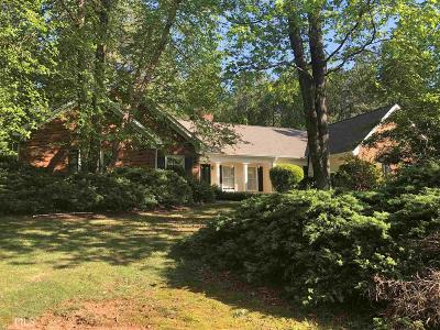 Williamson Single Family Home Under Contract: 45 Trails End
