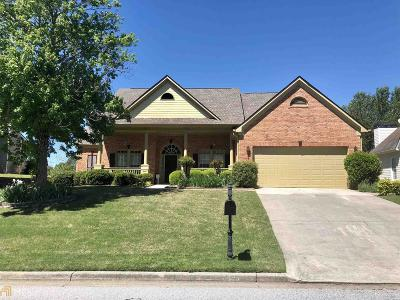 Snellville Single Family Home Under Contract: 3500 Golfe Links Dr