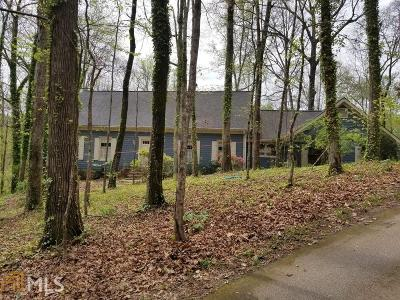 Conyers Single Family Home For Sale: 5293 East Shore Dr