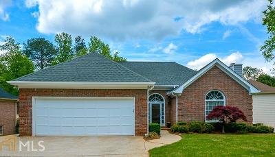 Duluth Single Family Home Under Contract: 3900 Bridlewood Dr
