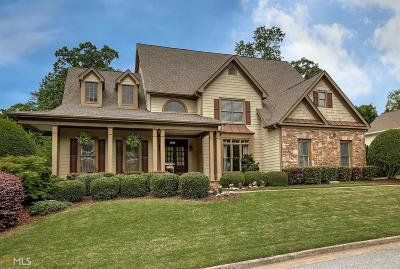 Roswell Single Family Home Under Contract: 3894 Fort Trl