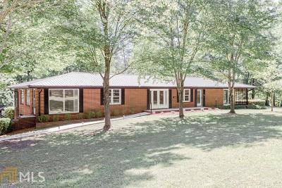 Austell Single Family Home Under Contract: 2626 Sherwood Dr