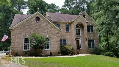 Conyers Single Family Home For Sale: 2911 Eagles Terr