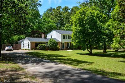 Troup County Single Family Home For Sale: 717 Lakewood