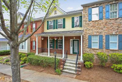 Suwanee Condo/Townhouse For Sale: 1091 Scales