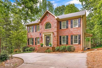Cumming Single Family Home Under Contract: 2460 Fairview Dr