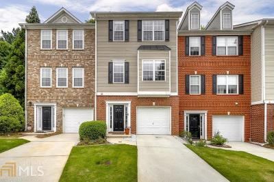 Scottdale Condo/Townhouse Under Contract: 545 Lantern Wood Dr