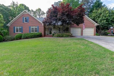 Stone Mountain Single Family Home Under Contract: 1891 Oak Branch Way