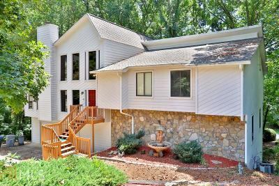 Roswell Single Family Home For Sale: 320 Spring Ridge Trce