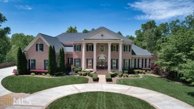 Dawson County Single Family Home For Sale: 367 Summitrail Ln