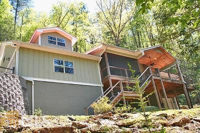 Lumpkin County Single Family Home For Sale: 533 Hubbs Dr