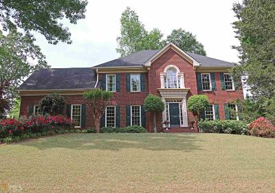 Lilburn Single Family Home Under Contract: 5202 Charlemagne Way