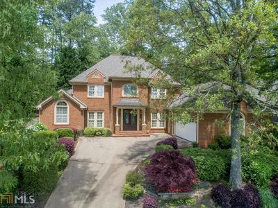 Roswell Single Family Home For Sale: 2340 Steeplechase Ln