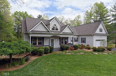 Blairsville Single Family Home For Sale: 380 Patricks #16