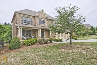 Suwanee Single Family Home For Sale: 3504 Willow Glen