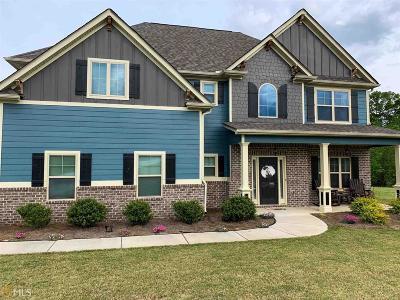 Senoia Single Family Home For Sale: 38 Hammock Dr