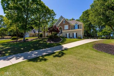 Suwanee Single Family Home For Sale: 5840 Fairway View Dr