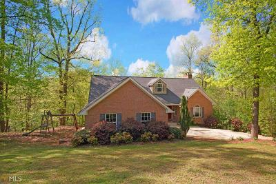 Habersham County Single Family Home For Sale: 467 Old River