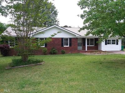 Winder Single Family Home For Sale: 476 Miles Patrick Rd