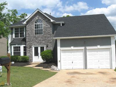 Lithonia Single Family Home Under Contract: 1124 Old Greystone Dr
