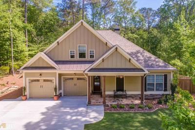 Lake Arrowhead Single Family Home Under Contract: 190 Wolverine Dr