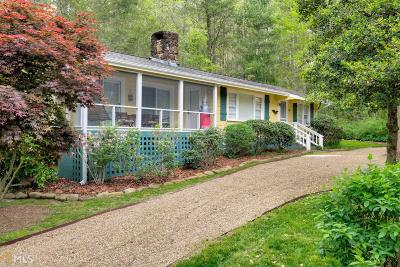 Rabun County Single Family Home For Sale: 99 Arkansas