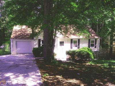 Rex Single Family Home Under Contract: 3138 Chippewa Dr