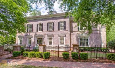 Alpharetta, Milton, Roswell Single Family Home For Sale: 3152 E Addison Dr