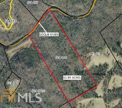 Habersham County Farm For Sale: Paradise Park Spur #TR 5 42.