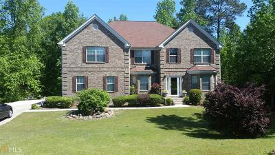Stockbridge Single Family Home For Sale: 100 Hanes Creek Dr
