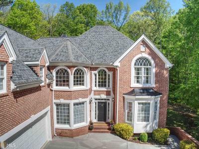 Canton Single Family Home For Sale: 109 Kremer Falls Trce