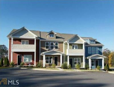 Norcross Condo/Townhouse For Sale: 1787 Brookside Lay