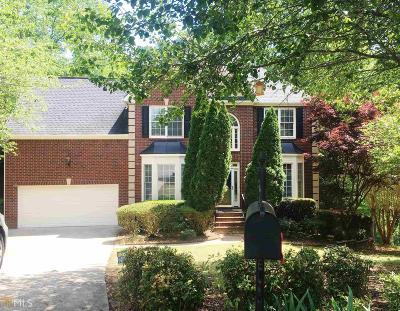 Alpharetta Single Family Home For Sale: 3360 Greenfern