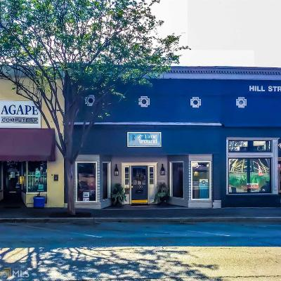 Griffin Commercial For Sale: 130 S Hill
