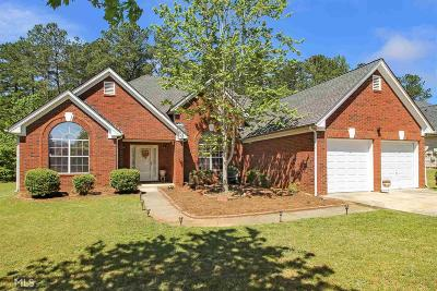 Fayetteville Single Family Home Under Contract: 12553 Lakeside Pkwy