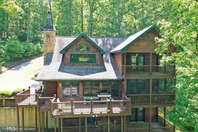 Pickens County Single Family Home For Sale: 128 Rushing Waters Ct