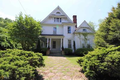 Barnesville Single Family Home For Sale: 434 Elm St